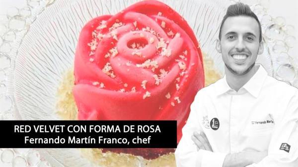 El cocinero Fernando Martin Franco nos presenta una nueva receta