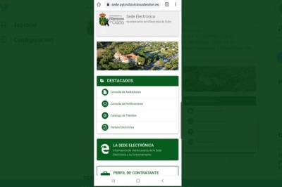 Lee toda la noticia 'Nueva Sede Electrónica en Villaviciosa'