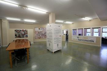 La sede se ha trasladado al centro cultural Margarita Nelken