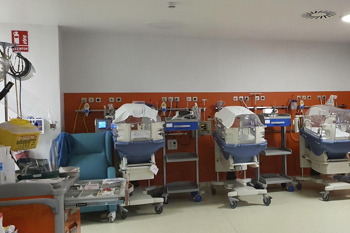 Nueva UCI Neonatal