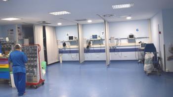 El Hospital Príncipe de Asturias habilita nueve puestos más de reanimación post anestésica
