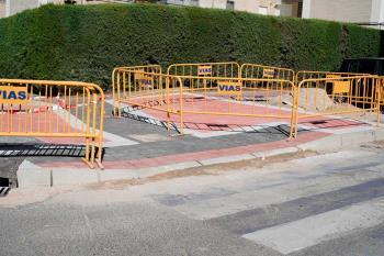 Las actuaciones están incluidas en el Plan de Accesibilidad Universal del ayuntamiento