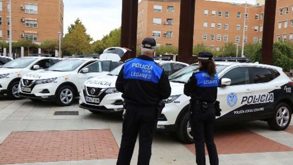 40 nuevas plazas de Policía local en Leganés