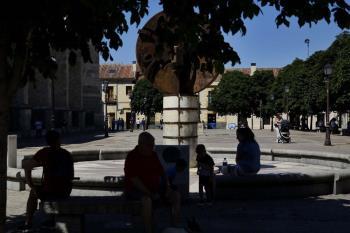 La Catedral y su entorno constituyen el actual casco histórico de Alcalá