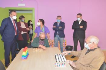 Este encuentro se ha producido con motivo del Día Mundial del Alzheimer