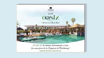 """El centro comercial Open Sky se transforma en """"Oasiz Madrid"""""""