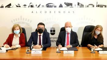 El Ayuntamiento ha conseguido firmar un nuevo convenio con las residencias Orpea, Ballesol y próximamente con Sanitas Alcobendas.