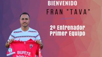 Fran Tavares Revilla será la mano derecha, de nuevo, de Mora