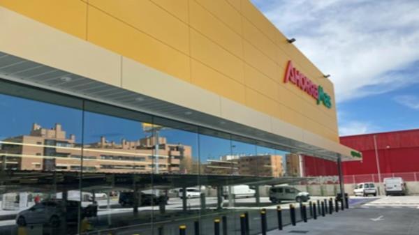 Nuevo Supermercado Ahorramás en Sanse
