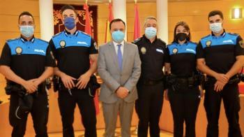 Actualmente el cuerpo de Coslada se compone de 114 funcionarios entre policías y mandos.