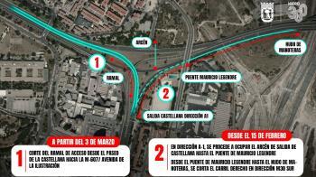 Este proyecto busca descongestionar el trafico de la capital