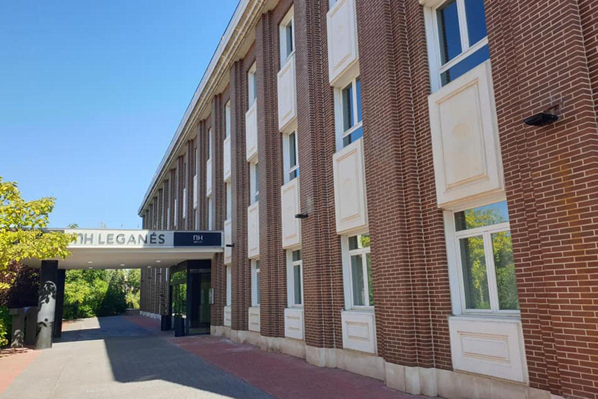 NH Leganés y Hotel Vía Castellana se unen a los hoteles ya en funcionamiento