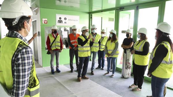 Las obras de rehabilitación van destinadas a hacer el edificio habitable