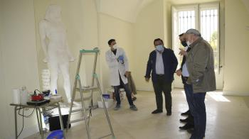 El Ayuntamiento de Boadilla está realizando grandes inversiones para mantener el patrimonio cultural del municipio