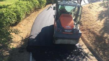 Las obras en la pista de ciclismo de 1 km se prolongarán hasta el 27 de julio