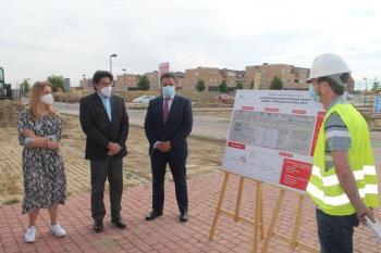 Se instalará una nueva red de riego en Parla Este