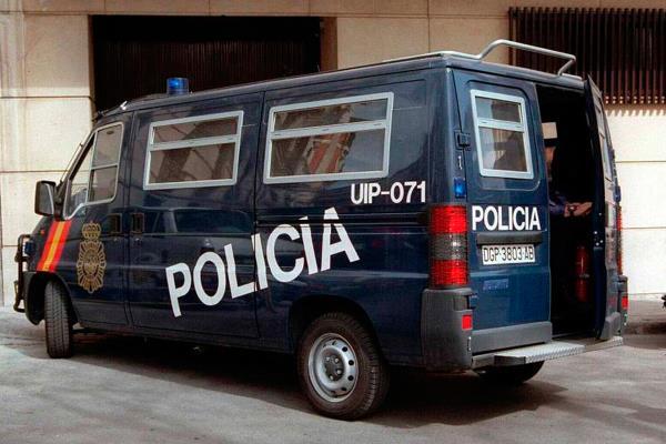 Operación contra el terrorismo yihadista en Fuenlabrada