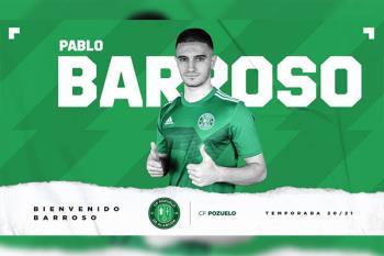 El jugador procedente del Aravaca formará parte de la familia verde
