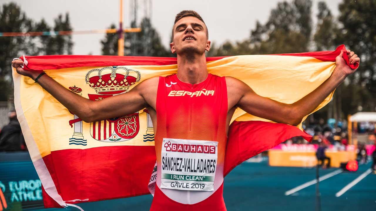 El atleta torrejonero fue séptimo en los 800 metros