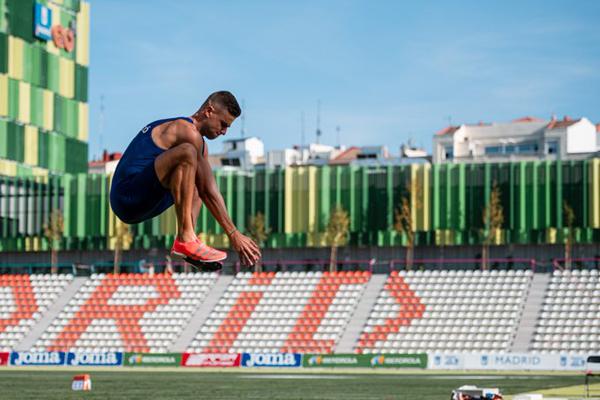 El atleta torrejonero fue cuarto en la final de los 800 metros