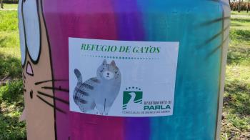 Se está implantado el método CER (captura, esterilización y retorno), que evita superpoblaciones en este tipo de animales