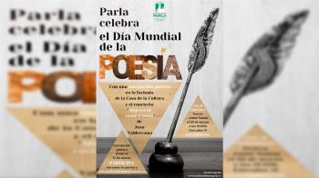 Descubre las actividades propuestas por el Ayuntamiento para el Día Mundial de la Poesía