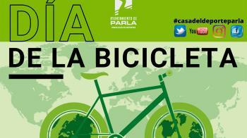 El Ayuntamiento propone actividades con motivo del Día de la Bicicleta y el proyecto de Parques Activos