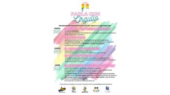 El Ayuntamiento de Parla organiza del 25 al 28 de junio diferentes actividades para celebrar el Día Internacional del Orgullo LGTBI