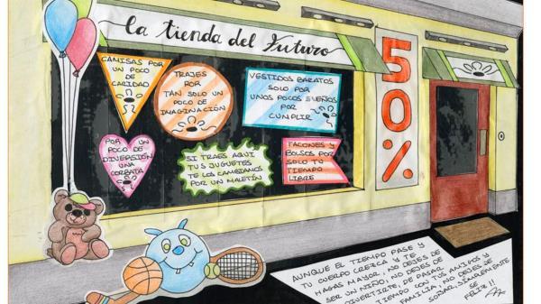 ¡Participa en el XIX Premio de humor gráfico Quevedos-dos para escolares!