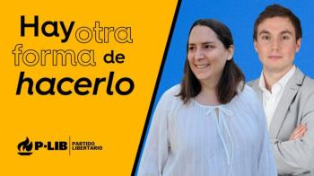El P-LIB se presenta a las próximas elecciones a la Comunidad de Madrid con su Hay Otra Forma De Hacerlo