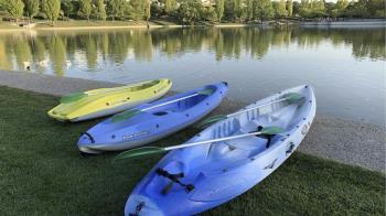 Desde paseos en barca hasta la práctica deportiva