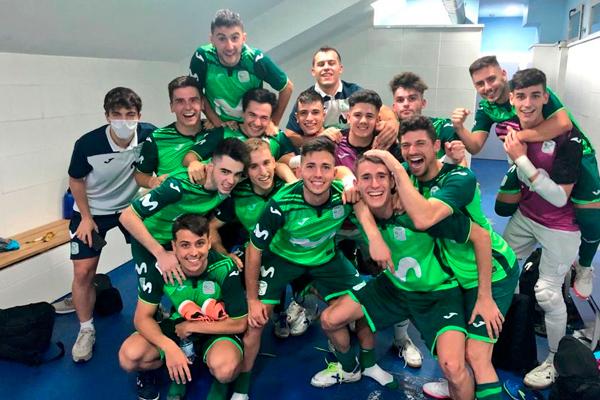 Los de Alcalá de Henares vencieron por 4 a 5 contra el Colegio El Valle