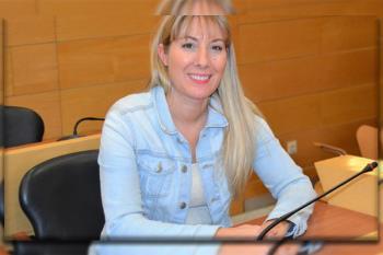 La portavoz de Unidad por Las Rozas ha propuesto un Plan para la remunicipalización progresiva del servicio de recogida de residuos