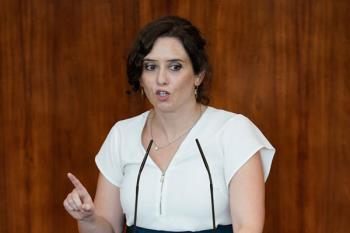 """La presidenta regional celebra que el jefe del ejecutivo acceda """"por fin a reunirse conmigo"""""""