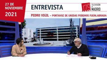 El portavoz de Unidas Podemos deja la Secretaría General del partido y ha visitado nuestros estudios para hablarnos de esto y mucho más