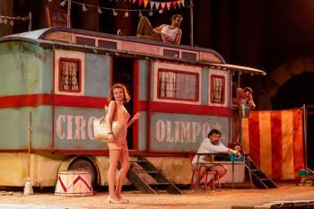 La obra llega al Teatro del Bosque el 24 de octubre, a las 20:00 horas
