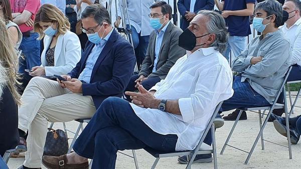 El exseleccionador de baloncesto fue la apuesta personal de Pedro Sánchez al Ayuntamiento de la capital