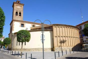 La pieza está interpretada por el organista Álvaro Carretero en el órgano de la parroquia