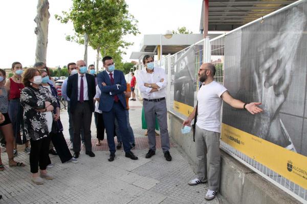 #PHEdesdemibalcón, la exposición donde los alcobendenses son los protagonistas