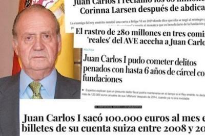 Lee toda la noticia 'Piden cambiar el nombre a la Universidad Rey Juan Carlos'