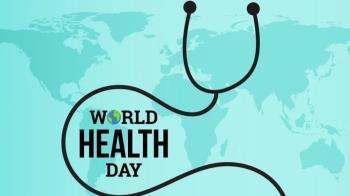 """Este año el lema de la OMS es """"Construir un mundo más justo y saludable"""""""