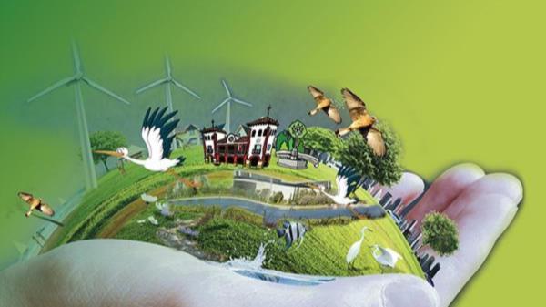 Pinto promueve cuidar el planeta y los animales