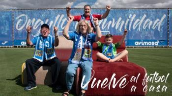 El club azulón ya pone todo a punto para el comienzo del campeonato liguero