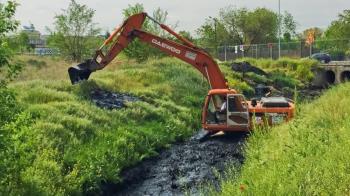 proponen al Pleno Municipal de julio que se realicen trabajos para recuperar y renaturalizar este espacio urgentemente