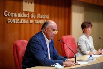 El viceconsejero de Sanidad, Antonio Zapatero, se ha pronunciado también sobre las navidades