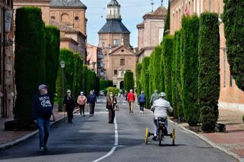 La Asociación GN Medio Ambiente propone actuaciones en diferentes zonas de la ciudad para evitar el contagios