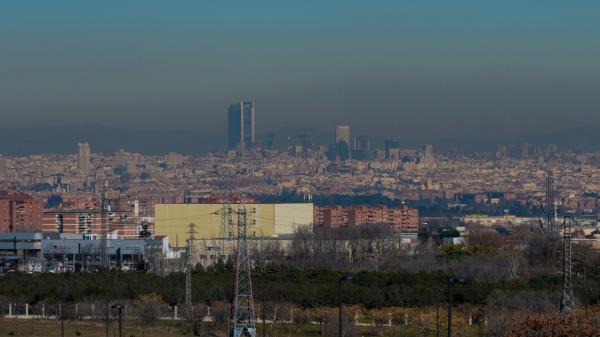 Por un Madrid sin polución