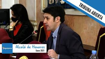 Javier Villalvilla, Grupo Municipal PP Alcalá de Henares