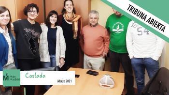 Opinión|Tribuena abierta del portavoz municipal de Más Madrid, Paz Garretas