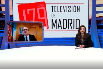 El portavoz del PSOE en la Asamblea de Madrid, Ángel Gabilondo, repasa en Soyde. sus objetivos para la región en 2021